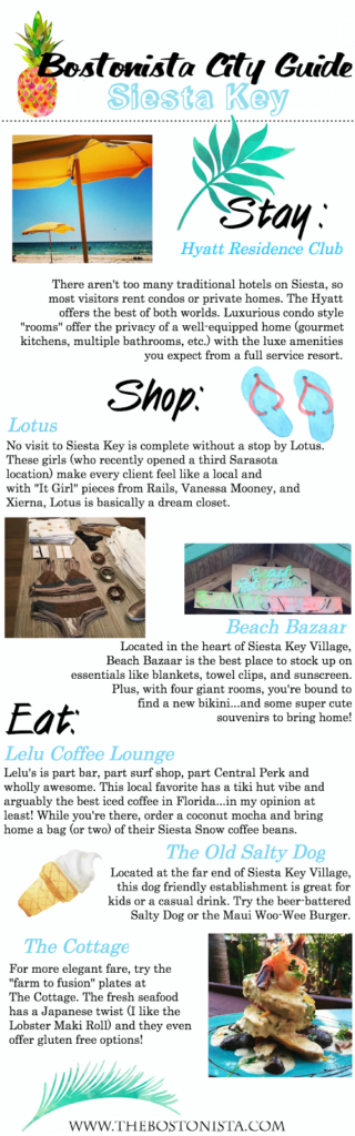 Siesta Key Travel Guide